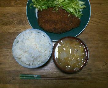 今日の晩ご飯(^.^)b